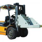 ការតម្លើងភ្ជាប់ឥដ្ឋរបស់រថយន្តប្រភេទ Forklift ។