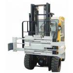 ម៉ាស៊ីនស្គរប្រភេទ Forklift ទ្វេ។
