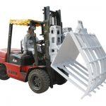 ក្រដាសជូតកាកសំណល់ជាតិគីមីប្រភេទ Forklift គីមីហ៊ីងប៊យ។