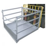 ឯកសារភ្ជាប់ទ្រុងល្អ WP-GC18 Forklift ។